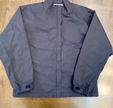 ~ NIKEGOLF * STORM-FIT ~ l/s Full Zip Pullover Lightweight Wind Jacket L (12-14)