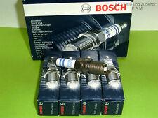 8 x Zündkerzen von Bosch Zündkerze 0 242 245 576 Doppelplatin Audi Seat Skoda VW