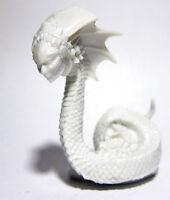 1 x XILOXOCHNAGA GREAT SERPENT - BONES REAPER figurine miniature rpg 77511