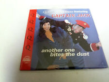 "QUEEN DANCE TRAXX FEAT CAPTAIN JACK ""ANOTHER ONE BI"" CD SINGLE 2 TRACKS COMO NUE"