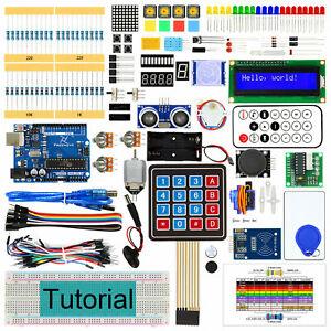 Freenove RFID Starter Kit FNK0034 V2 w/ Control Board (Compatible w/Arduino IDE