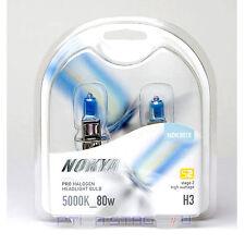 Nokya Cosmic White H3 Headlight Fog Light Bulb NOK8015 Halogen bulb