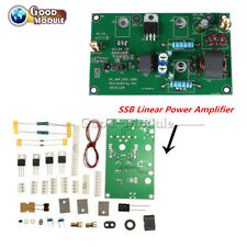 45W Ssb Linear Power Amplifier Cw Fm Hf Radio Transceiver Shortwave Diy Kit Gm