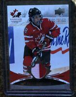 2016-17 UD Team Canada Jrs Halli Krzyzaniak 2 Colour Patch