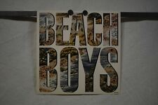 """The Beach Boys 1985 Cbs promo Poster flat 12""""x12"""" Excellent Cond"""
