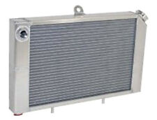 SALDANA MICRO SPRINT ALUMINUM RADIATOR,12,DOUBLE PASS,600 MINI,DIRT,SAWYER-STYLE