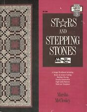STARS AND STEPPING STONES QUILTING PATTERN BOOK FIFTY-FOUR-FORTY OR FIGHT, MORE!