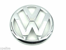 Genuine New VW VOLKSWAGEN BOOT BADGE Emblem For Golf Mk6 2009-2012 Hatch TDI