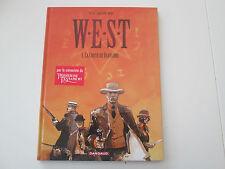 WEST T1 EO2003 TBE/TTBE LA CHUTE DE BABYLONE EDITION ORIGINALE