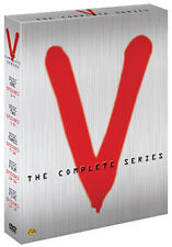 DVD:V - THE COMPLETE SERIES - NEW Region 2 UK 09