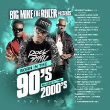 90S 2000'S R&B PT. 2 August Alsina T Pain Mario Plies Chingy Classic Mix CD 90s