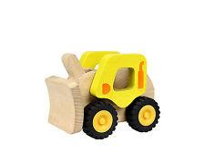 Wooden Toy Bulldozer By Masterkidz 3 Years +