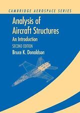 Analysis of Aircraft Structures: An Introduction Cambridge Aerospace Series