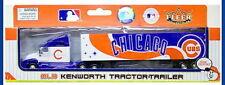 CHICAGO CUBS MLB 2004 TRACTOR TRAILER REPLICA SEMI DIECAST TRUCK 1:80 SCALE