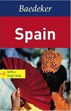 Spain Baedeker Guide (Baedeker Guides), New, Baedeker Book