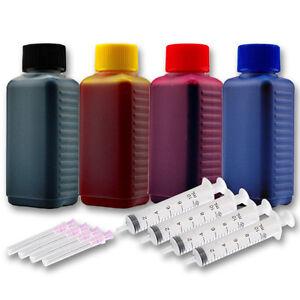 400ml Drucker Tinte Nachfüllset für HP OfficeJet Pro 6868 6950 6960 6968 6970