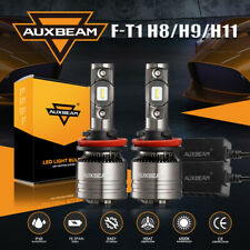 AUXBEAM T1 LED H11 Low Beam Headlight Bulbs For 2008-2017 Freightliner Cascadia