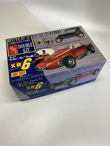 AMT XR-6 & 1927 T-Ford Open Box Kit No. 2127-200