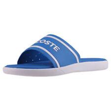Scarpe da donna blu Lacoste sintetico