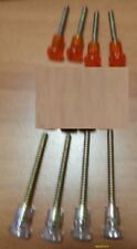 Schrauben kunststoff scheinwerfer blinker lancia delta hf integrale 8 16v evo