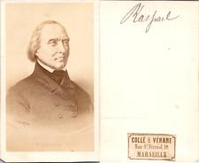 François Vincent Raspail, chimiste, botaniste et homme politique français, circa