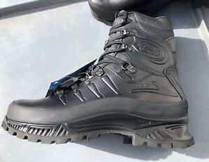 Original German Army Tactical Boots MEINDL Mountain Shoes Military US11,5