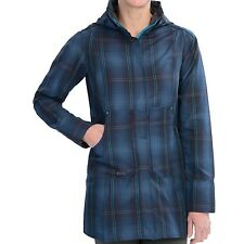 New Outdoor Research Decibelle Parka Ensign Blue/Alpine Lake SZ L MSRP$140