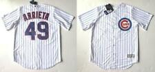 MAJESTIC CHICAGO CUBS JAKE ARRIETA COOL BASE PLAYER JERSEY SMALL