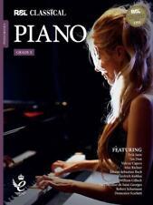 RSL Classical Piano Grade 5 (2021) Rockschool RSK200143