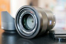 New listing Sony Zeiss Fe 55mm f/1.8 Za Sonnar Sel55F18Z