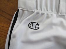 Champion Heavyweight Piped Baseball Softball Open Cuff Style NWOT