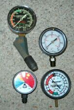 4 Small Gauges Steampunk Repurpose