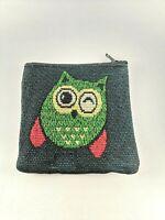 Fashion Womens Owl Wallet Coin Card Phone Holder Bag Ladies Clutch Mini Purse Ha
