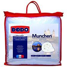 Dodo 28301200 Munchen couette Polyester Blanc 200 x cm