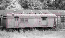 White Pass & Yukon Railroad (WP&YR) Baggage/Mail Car X3 at Skagway - 8x10 Photo