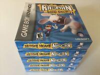 Rayman Raving Rabbids (Nintendo Game Boy Advance, 2006) GBA NEW