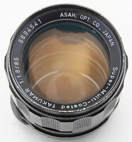 Asahi Takumar Super Multi Coated 1:1.8/85 85mm 85 mm 1:1.8 1.8 - M42 Anschluss