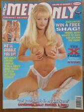 Vintage Men Only Magazine Vol 62 No 1