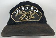 Nixon Surf Starter Mesh Eagle Snapback Hat Surfing Challenge Cap Board Sport