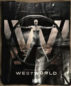 Westworld SWAG BAG San Diego Comic Con 2017 Official Promotional HBO Product New