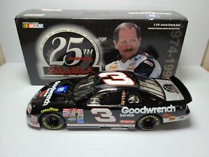 1999 Dale Earnhardt Sr #3 GM Goodwrench 25th Anniversary 1:24 NASCAR Action MIB