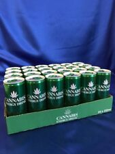 Cannabis Energy Drink Dose 5x 10x 24x 250ml 5 Dosen