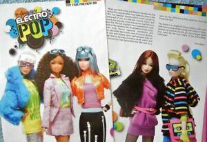 7p History Article +  Pics -    Dynamite Girls Electro-pop Fashion Dolls