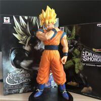 Dragon Ball Z Goku Super SaiYan Awakening Gohan Father Trunks Vegeta Figure Toy