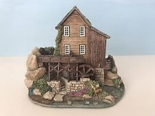 Lilliput Lane (L2150) MORNING HAS BROKEN (An American Journey) With Box & Deeds