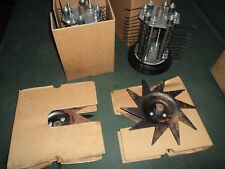Mantis 7321 Power Tiller Aerator/Dethatcher  Attachment for Gardening,new in box