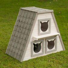 Outdoor Cat House Garden Cat house Madeira Cat House