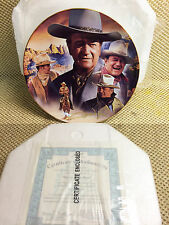 Master Of The West -Fifth Issue John Wayne Hero for a Century Collection Bradfor