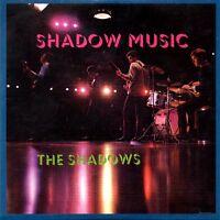 The SHADOWS - Shadow Music - CD