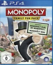 PlayStation 4 Monopoly Family Fun Pack Deutsch OVP Neuwertig